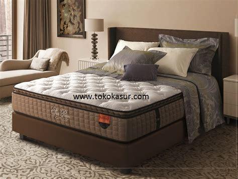 Florence San 180x200 Set Springbed florence bed kasur florence toko furniture simpati