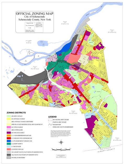 zoning map nyc zoning map my
