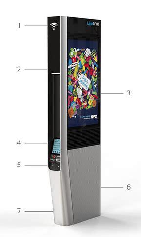 numeri di cabine telefoniche le nuove cabine telefoniche di new york il post