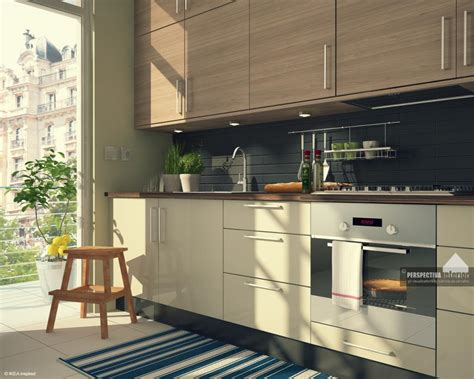 kitchen cabinets online ikea ikea inspired kitchen by patr 237 cia de carvalho 3d artist