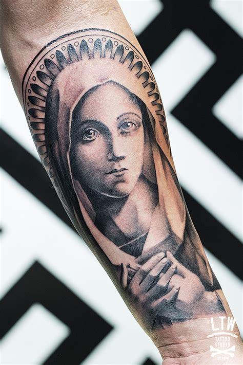 virgen tattoo top tatuaje brazo virgen images for tattoos