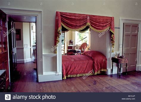 thomas jefferson bed president jefferson t bedroom at monticello home of thomas