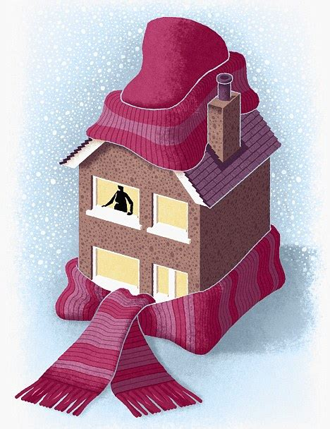 how to keep house how to keep your house warm in winter daily mail online