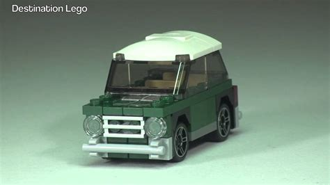 lego mini cooper polybag lego creator mini cooper set 40109 polybag unbag build