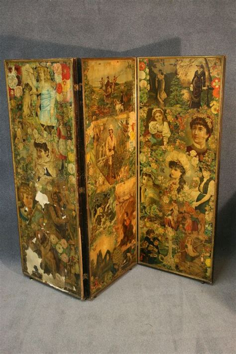Decoupage Screen - the world s catalog of ideas
