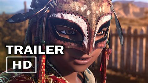film anime bagus 2017 bilal a new breed of hero movie 1st teaser trailer hd