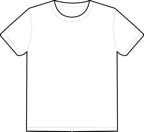 pattern black and white shirt t shirt outline clipart clipart best clipart best