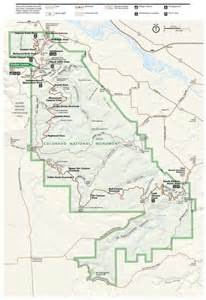 map of monument colorado colorado national monument maplets
