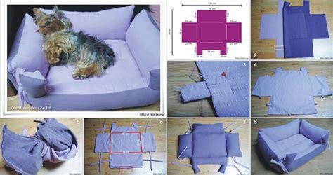 diy dog bed pillow mod 232 le couture panier chien 13
