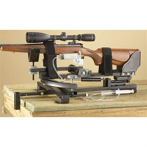 rifle bench rest reviews hyskore dlx precision shooting rest with remote triggering
