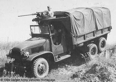 Cartier Kw W Car 101 gmc cckw 353 la seconde guerre mondiale 1939 1945