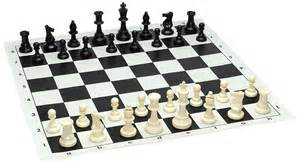 Chess Board Place In 2nd Grade