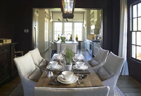 cottage dining room ideas salavged wood dining table cottage dining room westbrook interiors