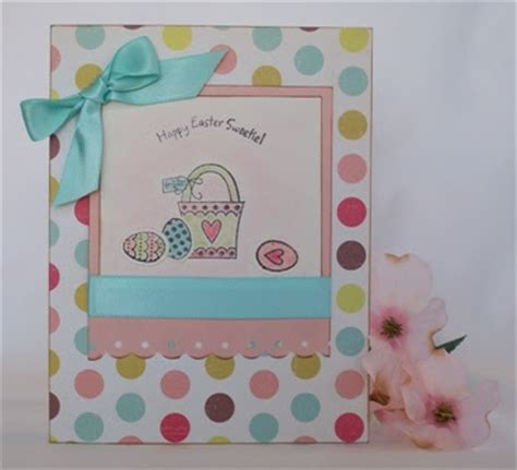 Handmade Easter Cards For - handmade easter card ideas let s celebrate