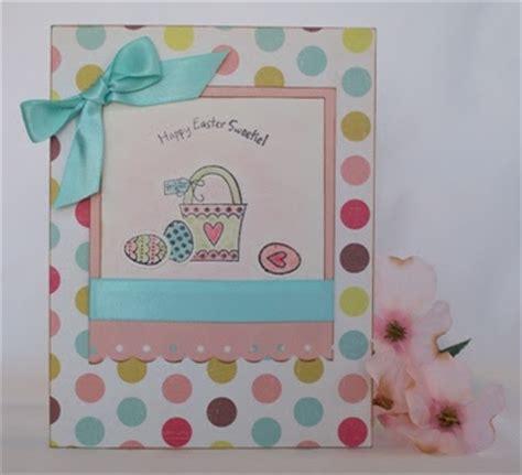 Handmade Easter Card Ideas - handmade easter card ideas let s celebrate