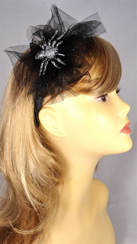 quick hair tutorial using a fascinator head band youtube 1000 images about halloween fascinators on pinterest
