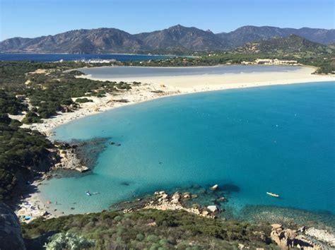 porto spiaggia spiaggia di porto giunco villasimius sardegna
