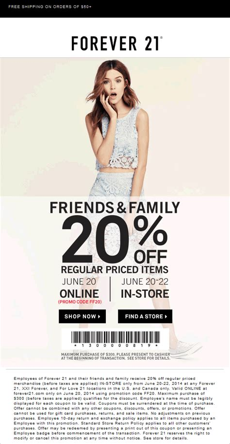 discount coupon for forever new