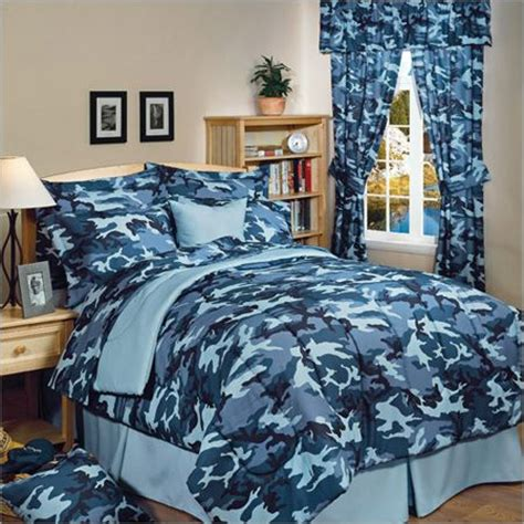 blue camouflage bedding camoflauge blue bedding kids camouflage bedding camo