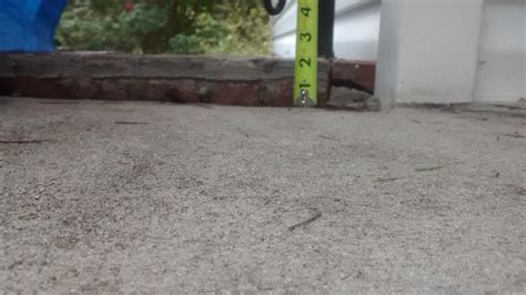 foundation sinking in one corner cantey foundation specialists concrete lifting and