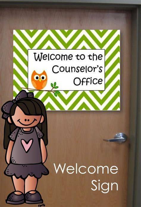 list of synonyms and antonyms of the word office welcome signs