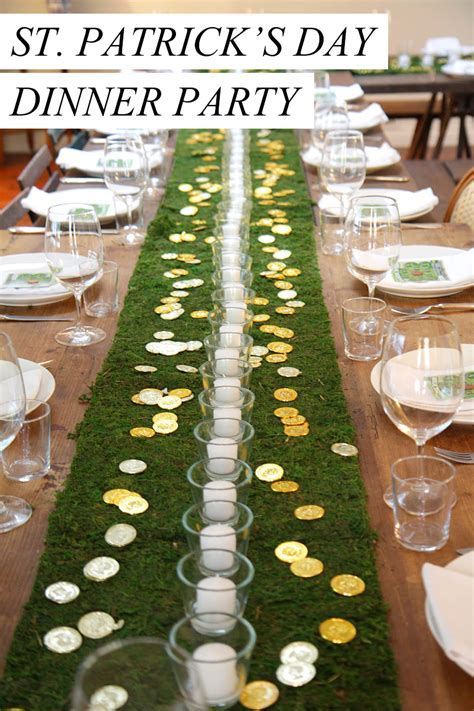Host the Ultimate St. Patrick's Day Dinner Party   Pizzazzerie
