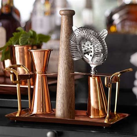 bar top accessories the best home bar accessories