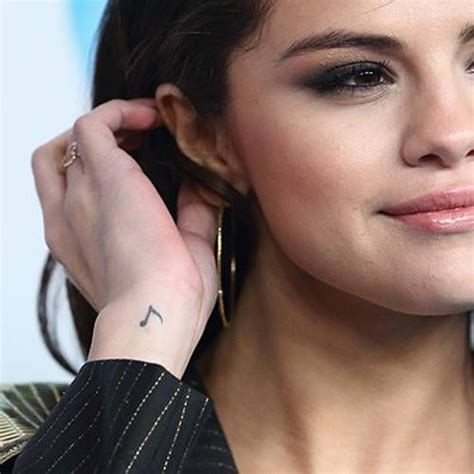 selena gomez tattoos 25 best ideas about selena gomez on