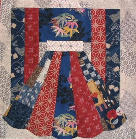 Japanese Patchwork - japanese quilt kimono japanese quilts kimonos and