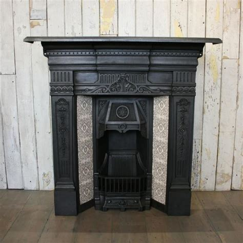 1000 ideas about cast iron fireplace on
