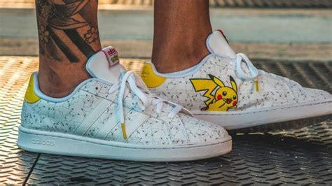 pokemon  adidas team    pikachu air jordans