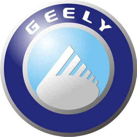 Geely Logo geely logo history timeline and list of models