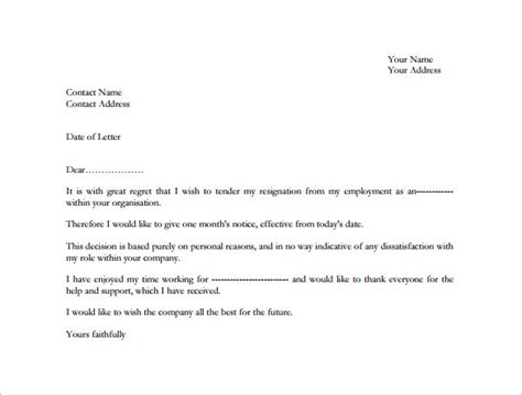 email format uk email resignation letter template 10 free word excel