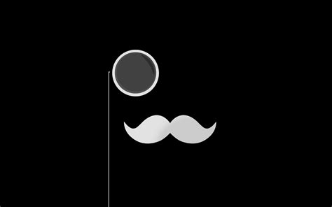 black and white moustache wallpaper gentleman wallpapers wallpaper cave