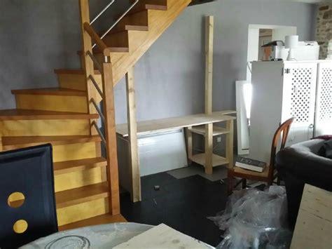 am駭agement bureau sous escalier bureau sous escalier le ti monde d aeden