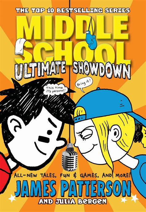 picture books middle school ultimate showdown by patterson 9780099596387