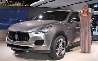 Maserati Levante 2015 2015 Maserati Levante Price And Release Latescar