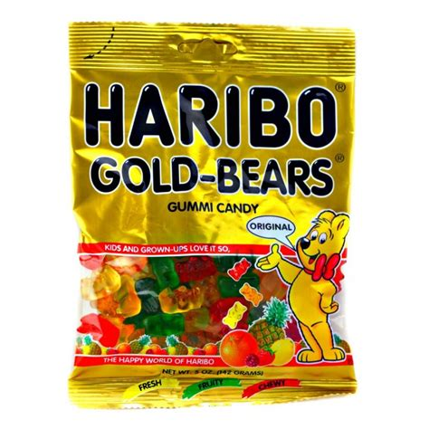 Haribo Gold Bears 5oz 12ct