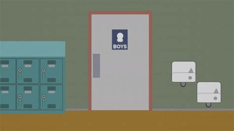 south park bathroom security door bathroom gif by south park find share on giphy