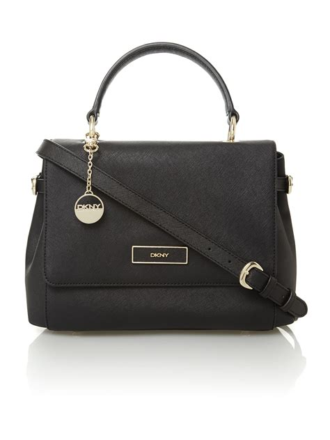 dkny crossbody bag in black lyst