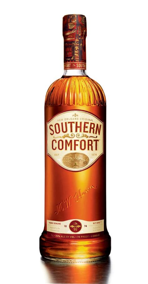Design Today Southern Comfort Branding Packaging