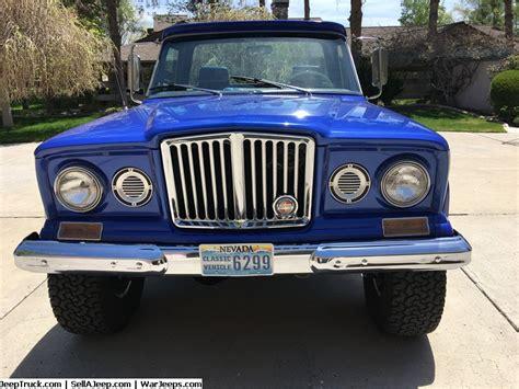 used jeep gladiator for sale 1967 jeep gladiator j2000 3