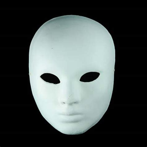 Paper Mask For - paper mache mask
