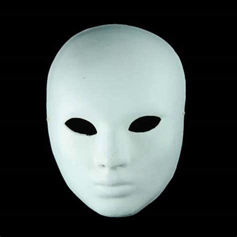 Paper Masks - paper mache mask