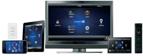 linux based home automation system adds tablet controller