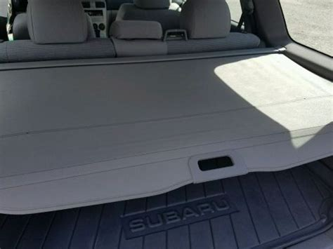 2005 subaru outback cargo cover cargo nets trays liners for sale page 43 of find