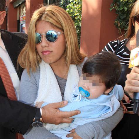 bruno imaria madres con sus hijos mar 237 a isabel pantoja celebra el primer cumplea 241 os de su