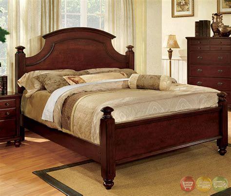 gold bedroom furniture gabrielle ii elegant european cherry bedroom set with