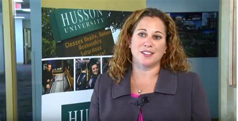 Husson Mba Courses by Husson Is Providing Workforce Development