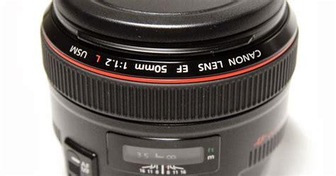 Lensa Canon Ef 50mm F 1 2 L Usm lensa canon ef 50mm f 1 2l usm harga spesifikasi terbaru
